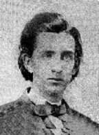 portrait of Civil War soldier
