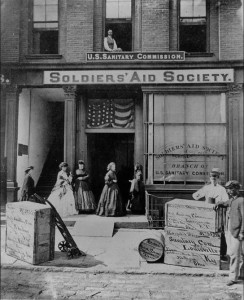 Soldiers' Aid Society