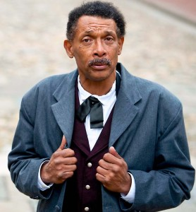 Robert Branch as Octavius V. Catto