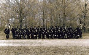 28 PA reenactors