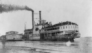 SS Sultana (Library of Congress)