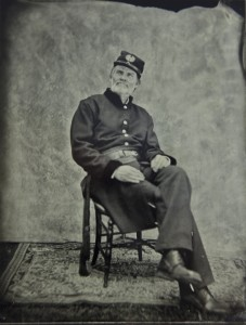 Robert Hicks tintype