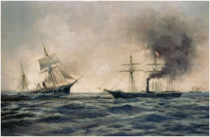 Sinking of the CSS Alabama