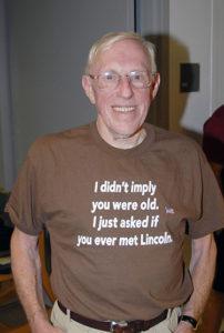 Don Wiles shirt